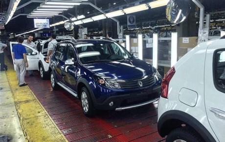 تأثیر ایران در کاهش فروش خودروسازان فرانسوی