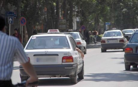 تخصیص سوخت بر اساس پیمایش به سواریهای کرایه