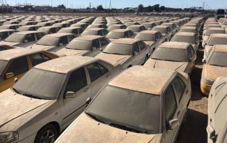 تشکیل کمیته ویژه تعیین تکلیف خودروهای بلاتکلیف در گمرکات