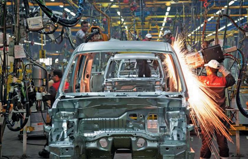 تولید حتی یک دستگاه خودرو نیز مهم است