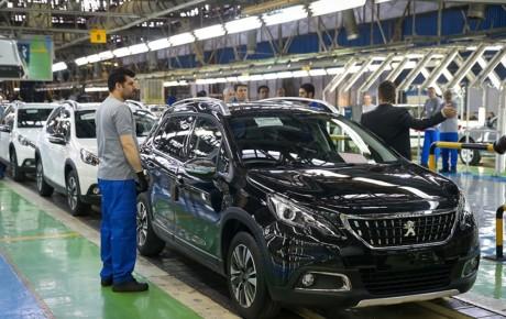 تولید 103 هزار دستگاه خودرو در دی ماه