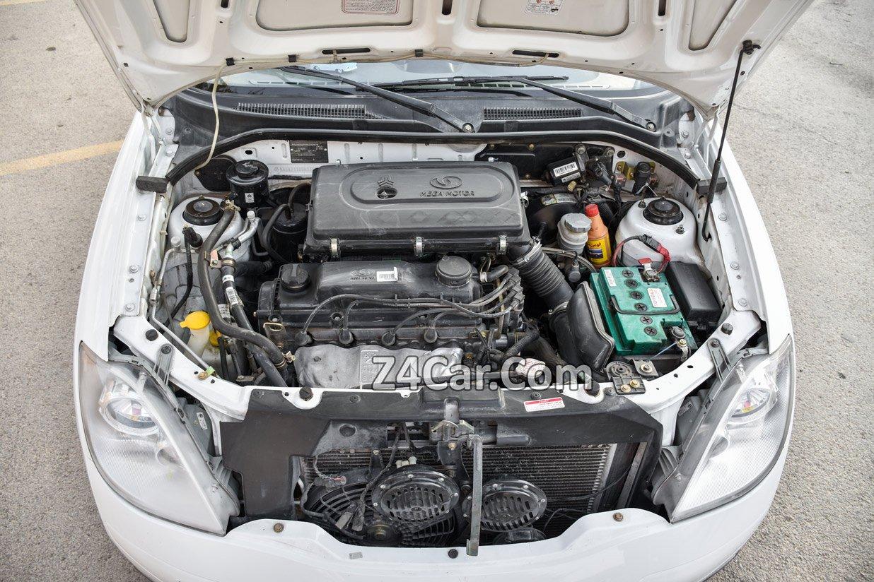 موتور تیبا 2