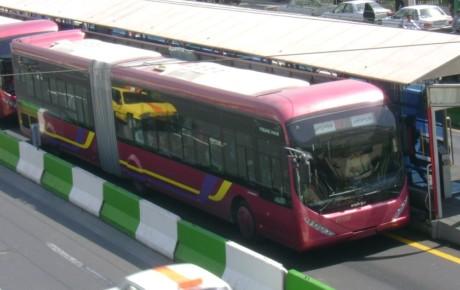 خرید ۲۰ اتوبوس شارژی تا پایان سال ۹۸