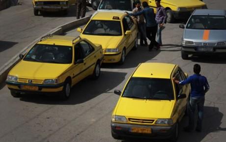 رانندگان تاکسی بیمه میشوند