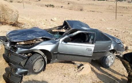 روزانه ۵۵ نفر در تصادف کشته میشوند