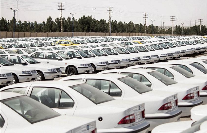 شرط توقف تولید خودروهای ناقص