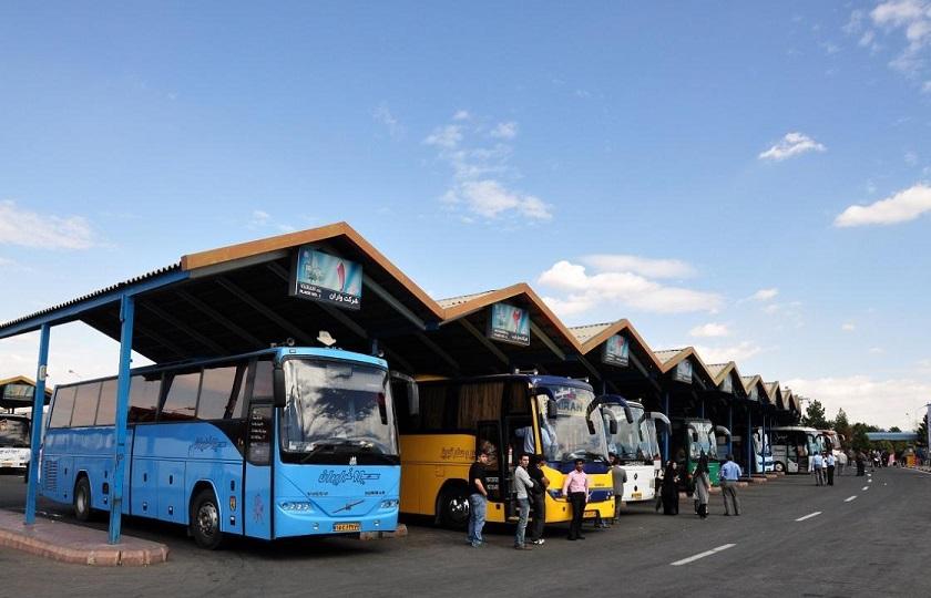 ضوابط جدید حمل و نقل مسافر برون شهری