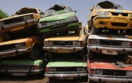 فرسودگی ۶۰ درصد وسایل نقلیه در تهران