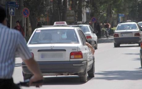 فعالیت تاکسیهای شخصی غیرقانونی است