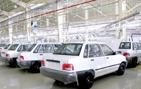 قیمت خودروهای کارخانهای افزایش نخواهد یافت