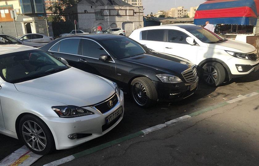 مصوبه مالیات خودروهای لوکس تغییر یافت