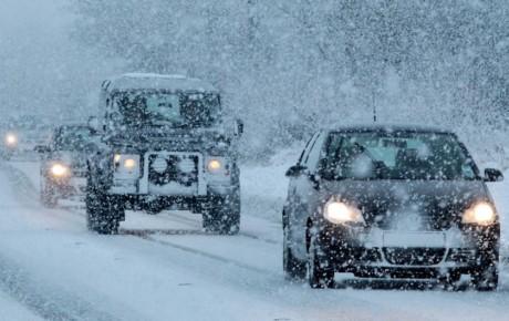 نکات مهم درباره رانندگی در زمستان