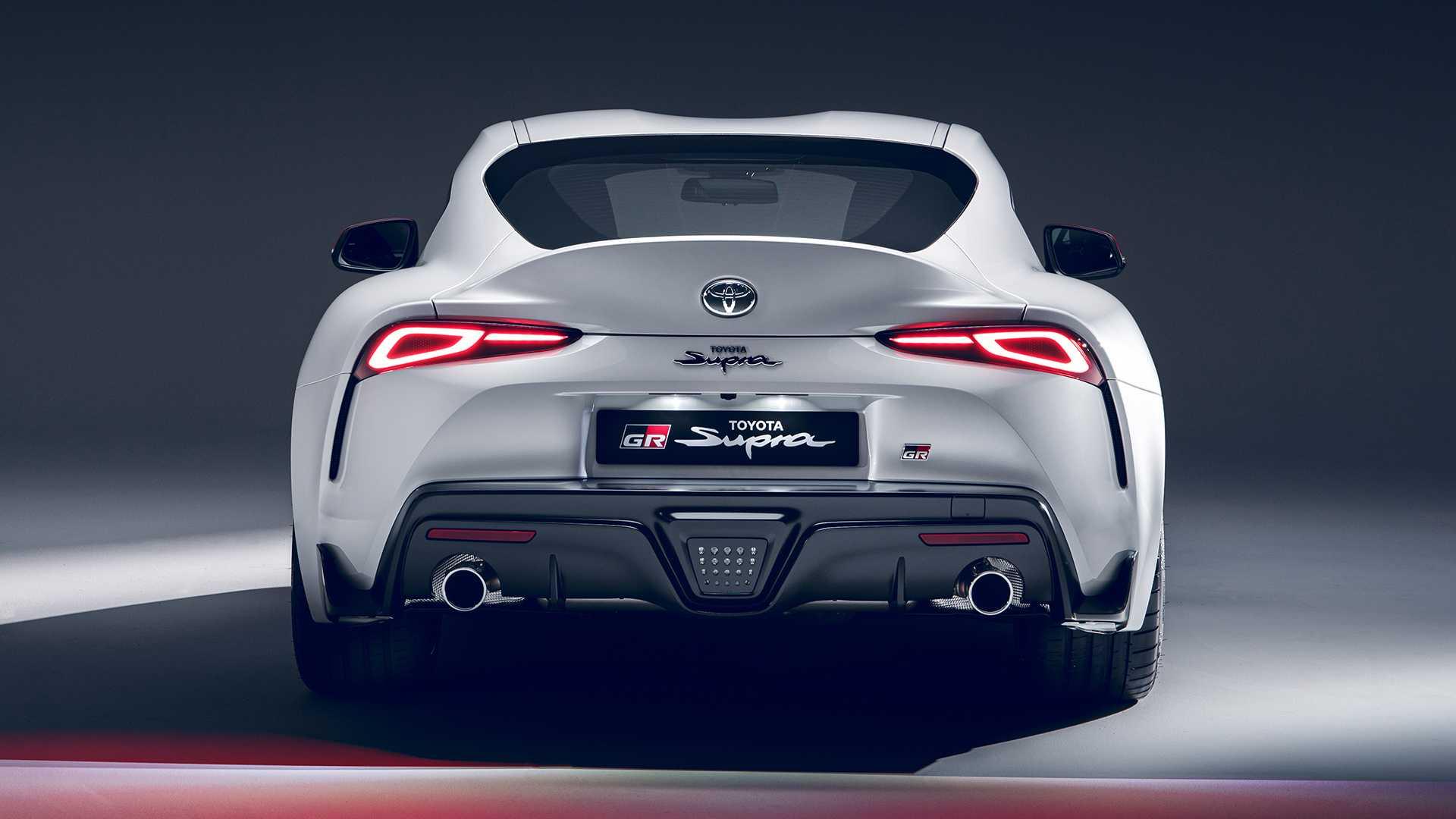 رونمایی از تویوتا سوپرا مدل 2020