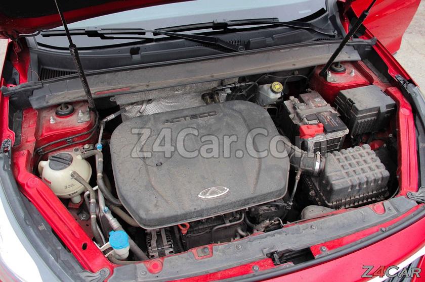 موتور توربوشارژ چری تیگو 7