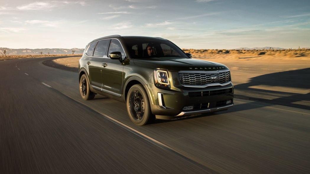 اعلام اسامی برندگان جوایز خودروی سال 2020 آمریکای شمالی