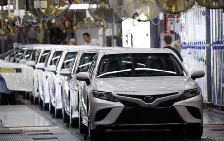 ادامه تعطیلی کارخانههای تویوتا در چین به دلیل ویروس کرونا