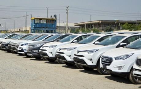 بخشنامه ترخیص خودروهای لوکس صادر شد