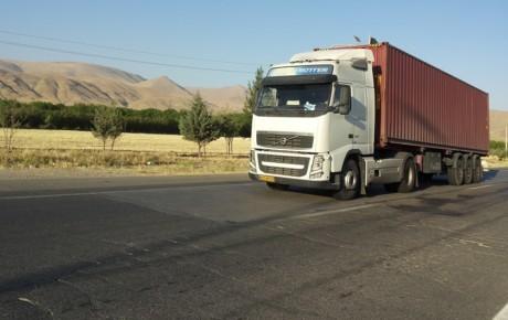 بخشنامه جدید برای کامیونهای ترانزیتی
