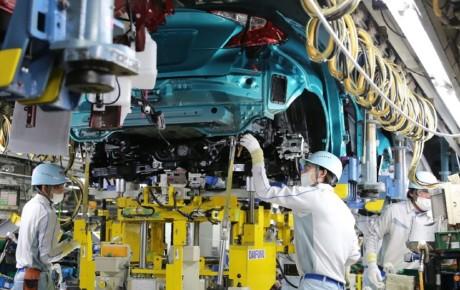تمدید تعطیلی خطوط تولید خودروسازهای ژاپنی به دلیل کرونا