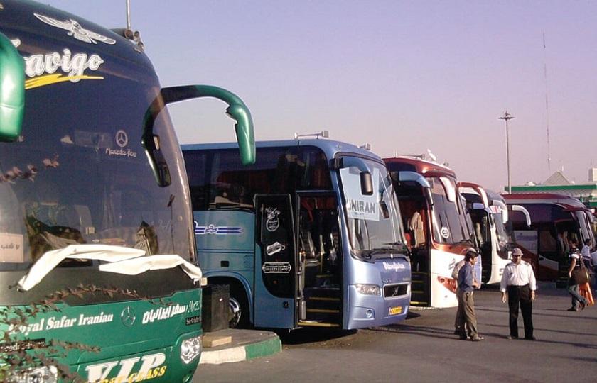 تیم نظارت آنلاین خودروهای اتوبوسی