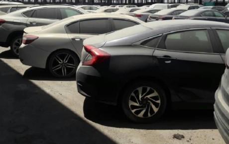خودروهای دپو شده در خرمشهر ترخیص میشوند