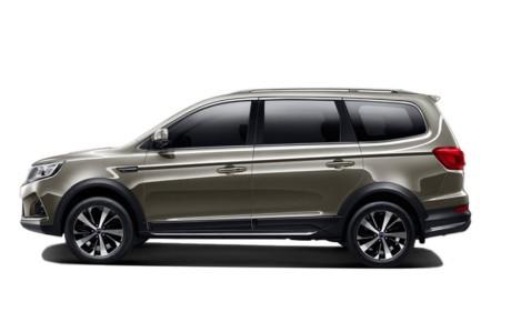 خودروی SX6 به زودی وارد بازار میشود