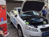 رونمایی از اولین خودروی برقی ایران