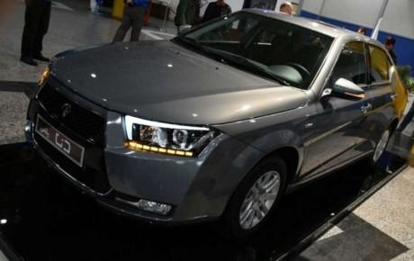 رونمایی از 3 محصول جدید ایران خودرو