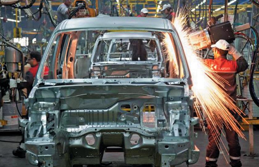 زیر و بم تولید موتور ملی