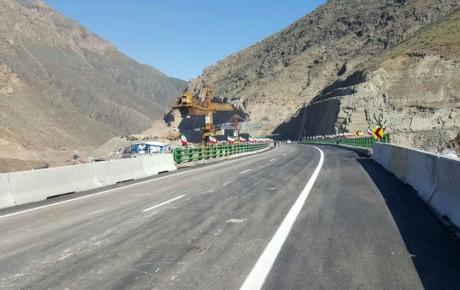 عوارض آزادراه تهران-شمال مشخص شد