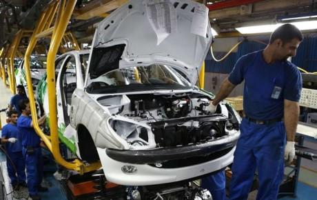 هدف ایران خودرو داخلی سازی صد درصدی است