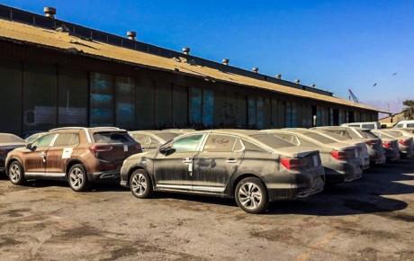 واردات خودروهای کارکرده به ضرر دولت است