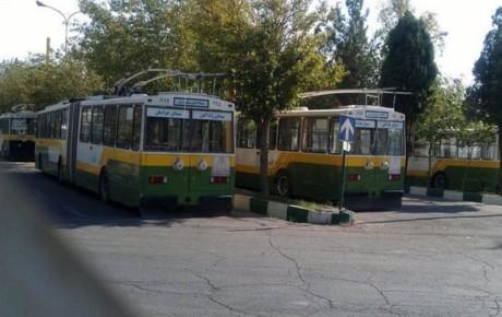 ورود اتوبوسهای برقی تا ۳ سال آینده