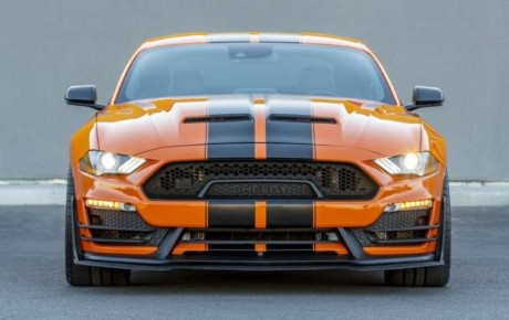 رونمایی از پکیج Shelby Signature Series برای فورد موستانگ