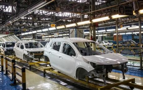رشد ۴ درصدی تولید خودرو