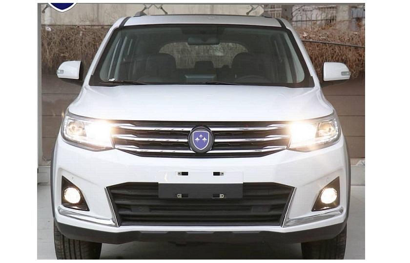 SX6 جدیدترین خودرو بازار ایران