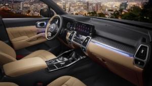 رونمایی رسمی از کیا سورنتو مدل 2021 + تصاویر