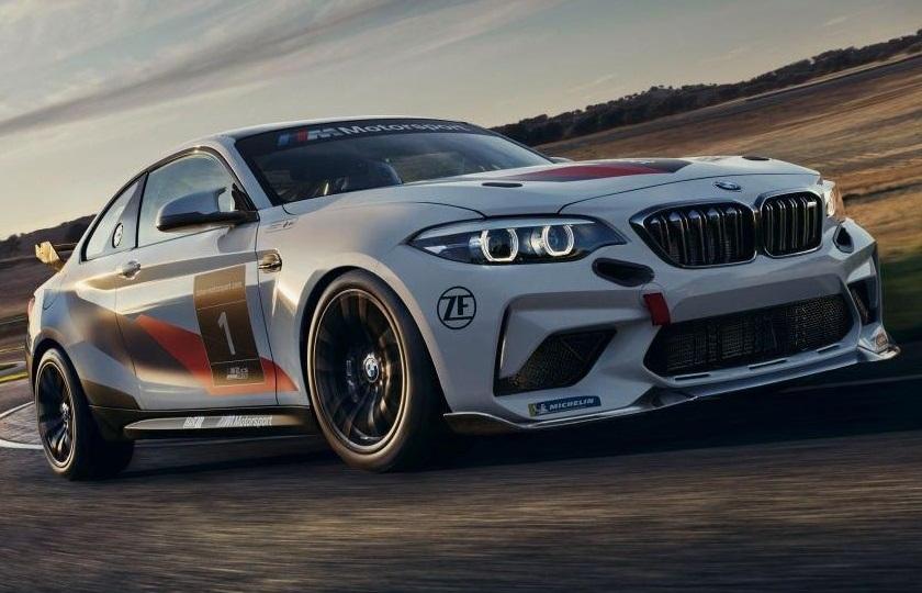 معرفی بی ام و M2 CS Racing