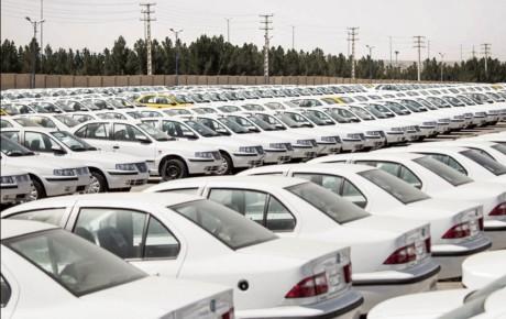 تولید خودروهای ناقص به دلیل کمبود قطعه