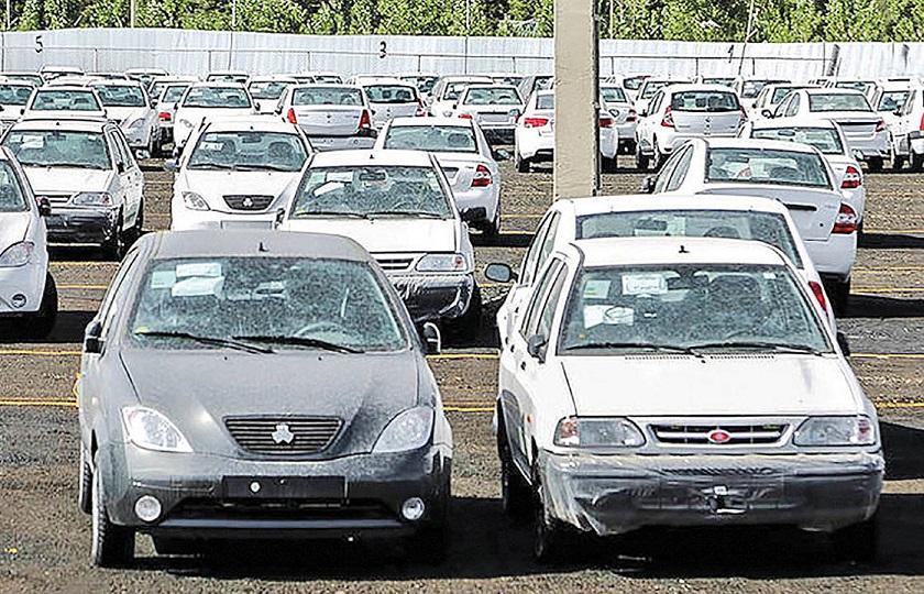 افت قیمت و کاهش تقاضا در بازار خودرو