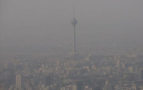 افزایش غلظت آلایندههای جوی در شهرهای پر جمعیت