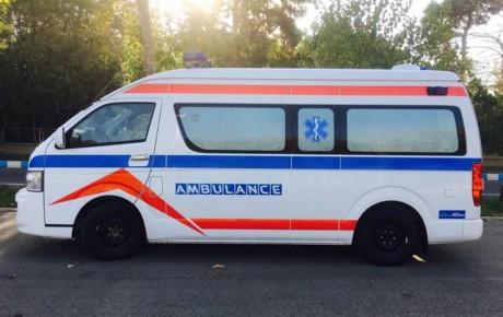 تحویل 63 دستگاه آمبولانس توسط ایران خودرو دیزل