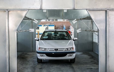 تولید خودرو همچنان روند کاهشی دارد