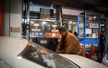 جایگاههای سوخت مجهز به مواد ضدعفونی نیستند
