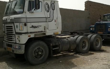 طرح رئیس جمهور برای نوسازی کامیونهای فرسوده