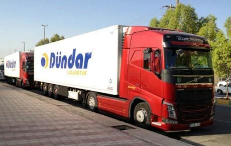 ممنوعیت ورود کامیونهای ترکیه به ایران