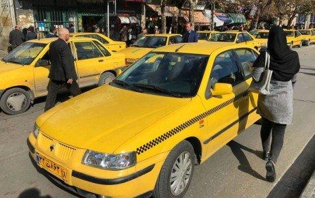 میزان کاهش استفاده از حملونقل عمومی در مشهد