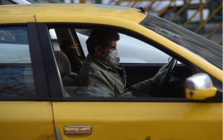 نکات بهداشتی هنگام استفاده از تاکسی و اتوبوس