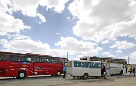 کاهش ۳۰ درصدی سفرها با حمل و نقل عمومی