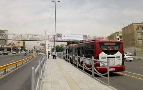 کاهش ۵۰ درصدی مسافران مترو و اتوبوس